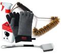 Grillzangen-Bürsten-Handschuhe