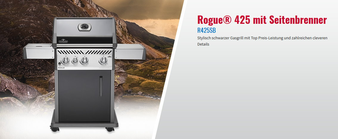 Napoleon Gasgrill Rouge R 425