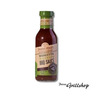 Mesquite Madness BBQ Grillsauce
