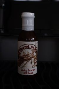 Barrel 51st Smokey Bourbon BBQ Sauce
