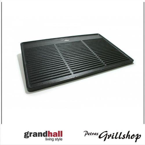 Grandhall wendbare Steakplatte aus Gusseisen