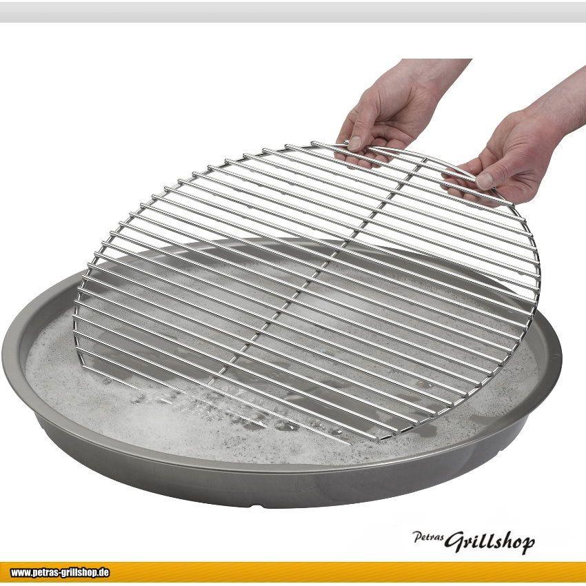 Dancook Reinigungsbecken aus Edelstahl für Grillroste