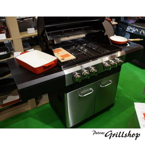 backburner gasgrill suprime von allgrill kaufen grill fachgesch ft. Black Bedroom Furniture Sets. Home Design Ideas