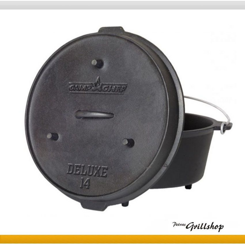 Dutch Oven DO 14 Deluxe von Camp Chef