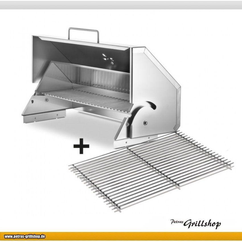 schwenkhaube f r th ros 2 grill edelstahl. Black Bedroom Furniture Sets. Home Design Ideas