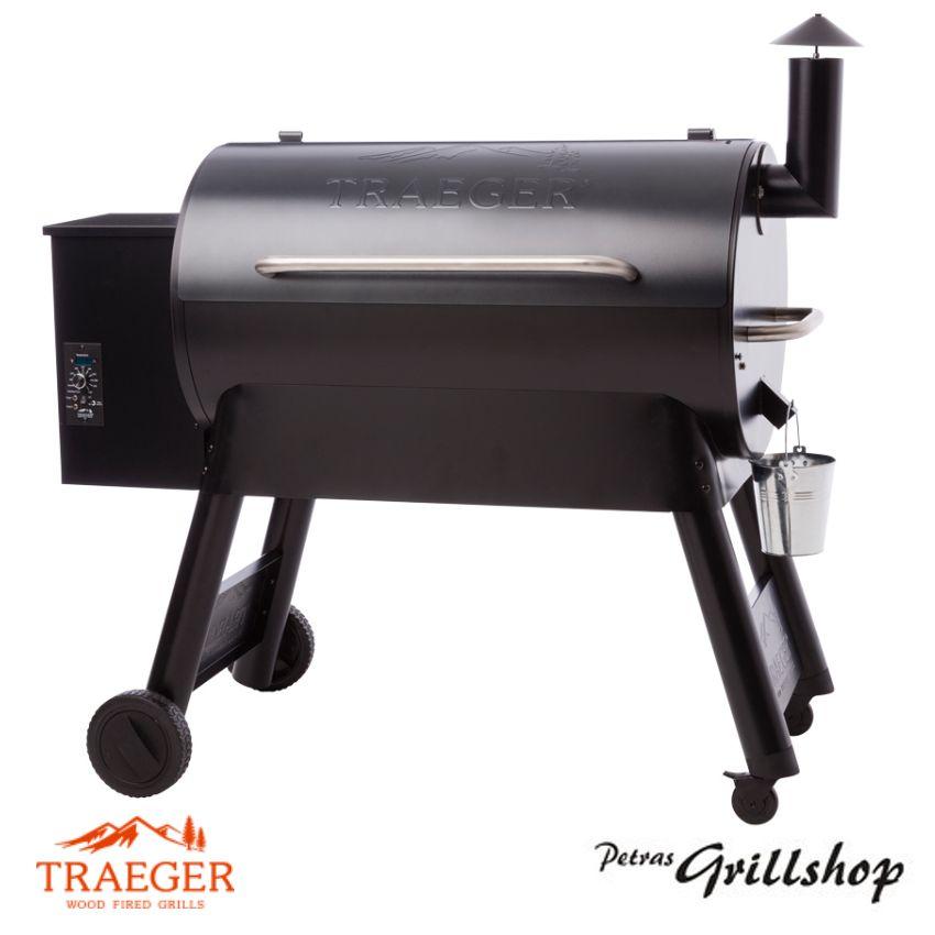 Pellet Grill Pro Series 34 von Träger
