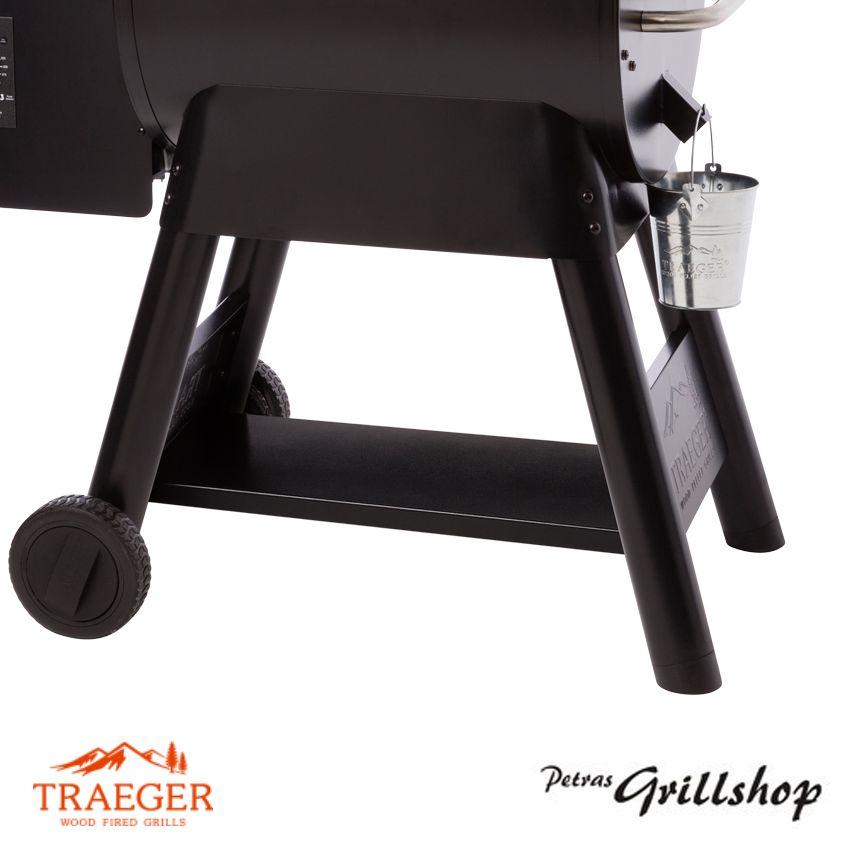 Bodenplatte für Träger Pellet Grill Pro 22