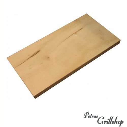 Buchenholzplanke 2 Stück