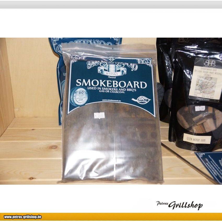 Smokewood Whisky Planke - Räucherbretter