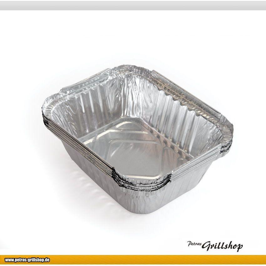 Alu Tropfschale Grill - klein