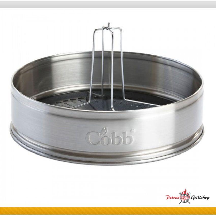 Cobb Premier Deckelverlängerung mit Hähnchenhalterung