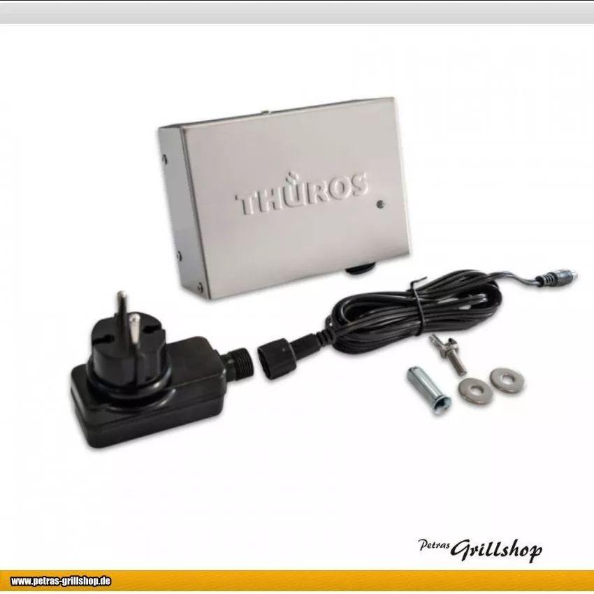 Getriebemotor für Grillspiess - Akkubetrieb von Thüros