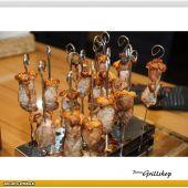 Universal Grill-Spießhalter für alle Grillgeräte von Thüros