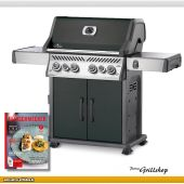 Gasgrill Rogue® SE 525 - Feinschmecker Edition - Napoleongrill