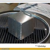 Wender und Grillzange für Barbecube Grillwürfel