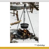 Camp Chef Dutch Oven Tripod - Dreiben
