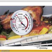 Sunartis T409A Grill-Thermometer für Rind, Geflügel, Lamm, Kalb