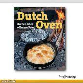 Kochbuch Dutch oven - Kochen über dem Feuer