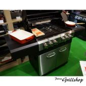 Allgrill Gasgrill Backburner Supreme