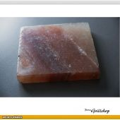 Salzplatte - Salzstein für Fleisch, Gemüse und Meeresfrüchte