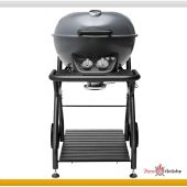 Outdoorchef Gas Grillkugel *Ascona 570 G Dark Grey*
