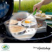 Pfannkuchenringe - Set von Outdoorchef