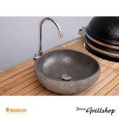 Outdoorküche - Monolith Grill Classic schwarz