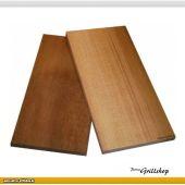 Zedernholzplanken 2 Stück je 20 cm breit