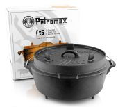Petromax FT6 - Gusstopf Dutch Oven