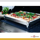 DGS Pizzastein von Outdoorchef