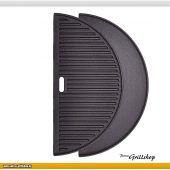 Zweiseitig verwendbare gusseiserne Grillplatte von Kamado Joe