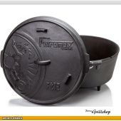 Petromax Dutch Oven - Feuertopf ft12