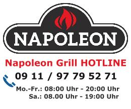 Napoleon Grill Händler